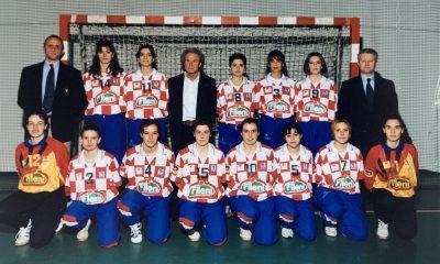 Pallamano femminile Fileni cingoli 1996-1997